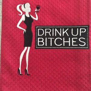 🍷WINE LOVERS Kitchen Towel🍷